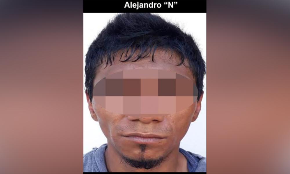 Detienen a sujeto por robo con violencia a un local comercial en Tijuana