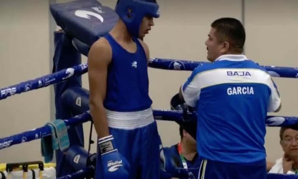 Diego Pacheco medallista bajacaliforniano rumbo al Mundial Juvenil de Boxeo