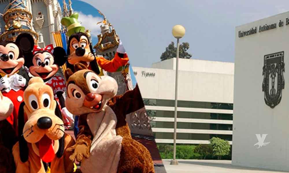 Estudiantes de UABC podrán liberar prácticas profesionales en Disney