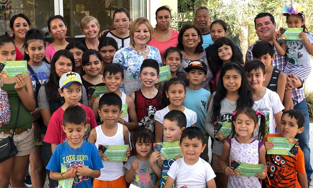 Divertida clausura del Curso de Verano de El Recreo en Tecate