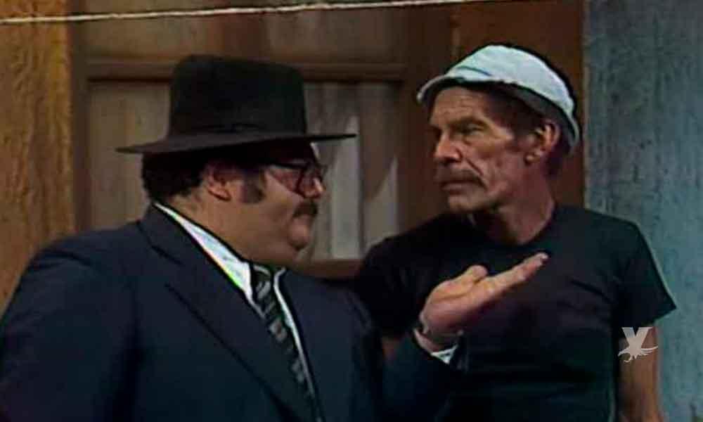 Revelan cuánto dinero le debía Don Ramón al Señor Barriga en el Chavo del 8