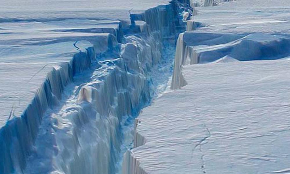 Empieza a derretirse la capa de hielo más fuerte y vieja del Polo Norte