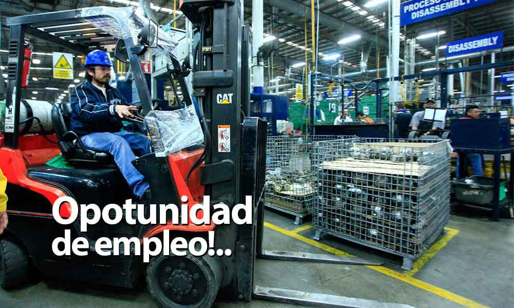 Empresas de Ensenada ofertan 107 vacantes