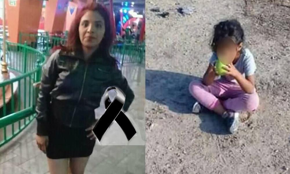 Hallan cadáver de Viviana madre de la niña localizada sobre el bulevar 2000 en Tijuana