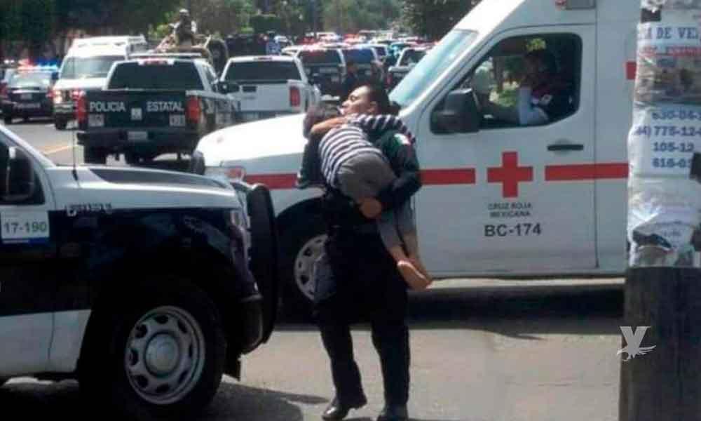 Reportan estable al niño que sobrevivió a la balacera en Playas de Tijuana