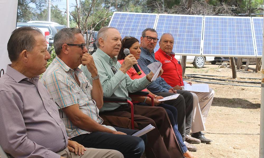 Entregó federación equipamiento para 19 pozos ganaderos en el Municipio de Tecate