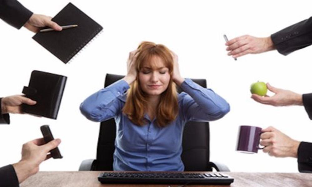 Ansiedad y estrés disminuyen productividad: IMSS