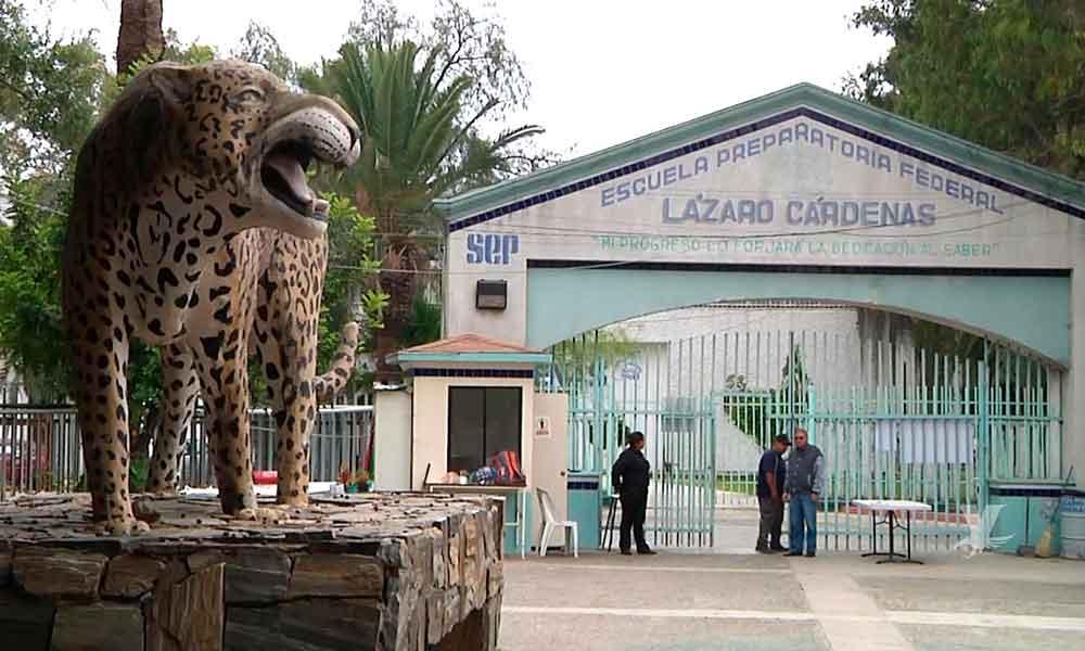 Estudiante de Preparatoria Lázaro Cárdenas de Tijuana es encontrada sana y salva
