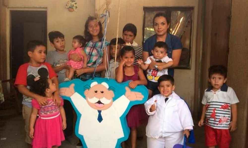 (VIDEO) ¡Niño pide su fiesta con temática del Dr. Simi y la obtiene!