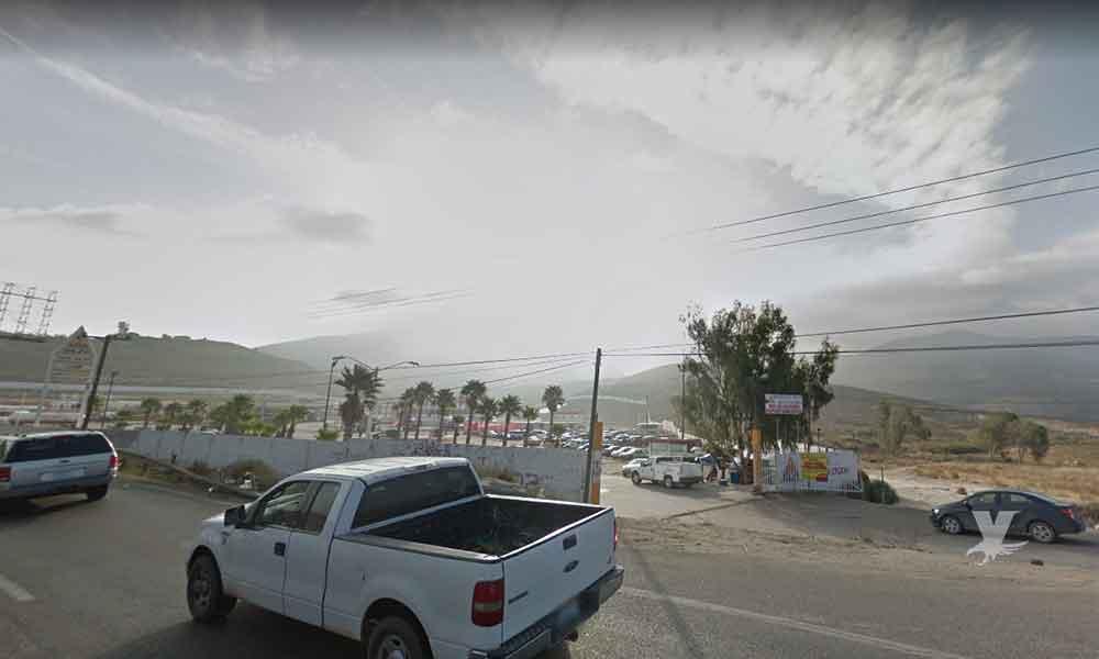Roban 250 mil pesos a empleado de gasera Silza en carretera libre Tijuana-Tecate