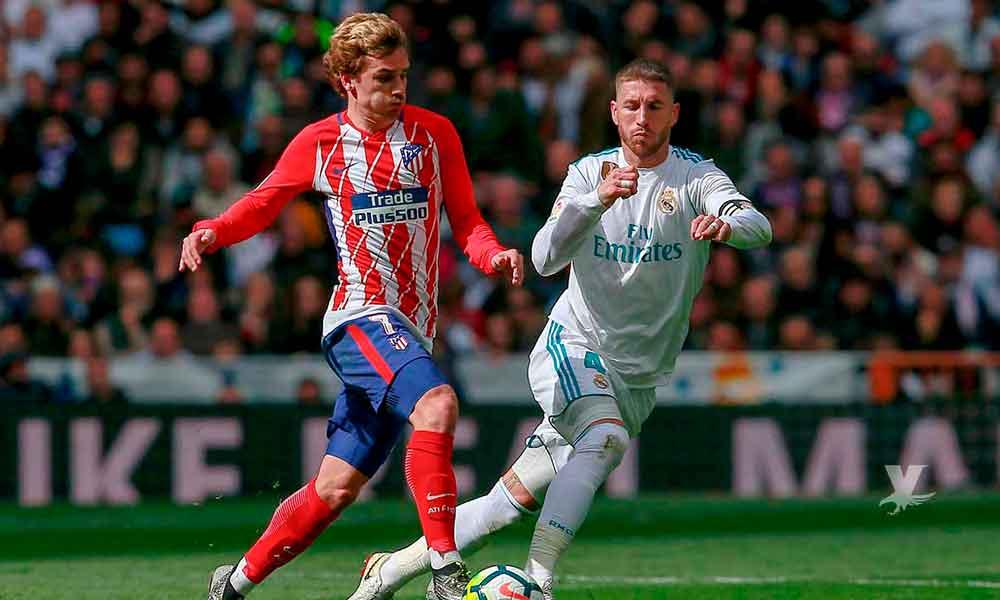 Griezmann se burla de Ramos y el madridismo tras ganar la SuperCopa de Europa