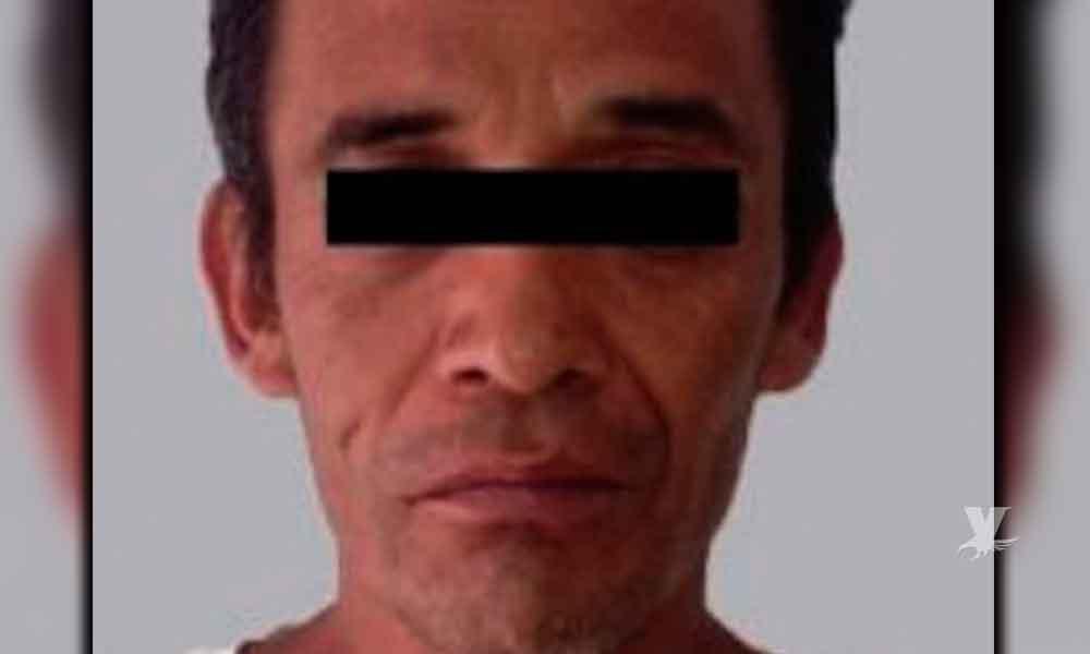 Hombre abuso de su madre, autoridades ya lo detuvieron y está en la cárcel