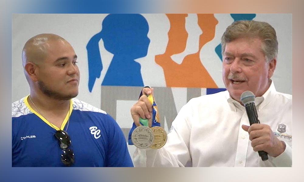Importante aportación peninsular al medallero en los Juegos Centroamericanos y del Caribe