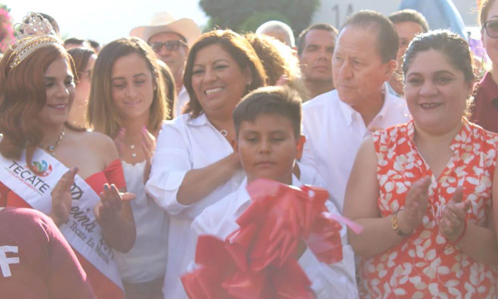 Fue inaugurada la tradicional Feria Tecate en Marcha 2018