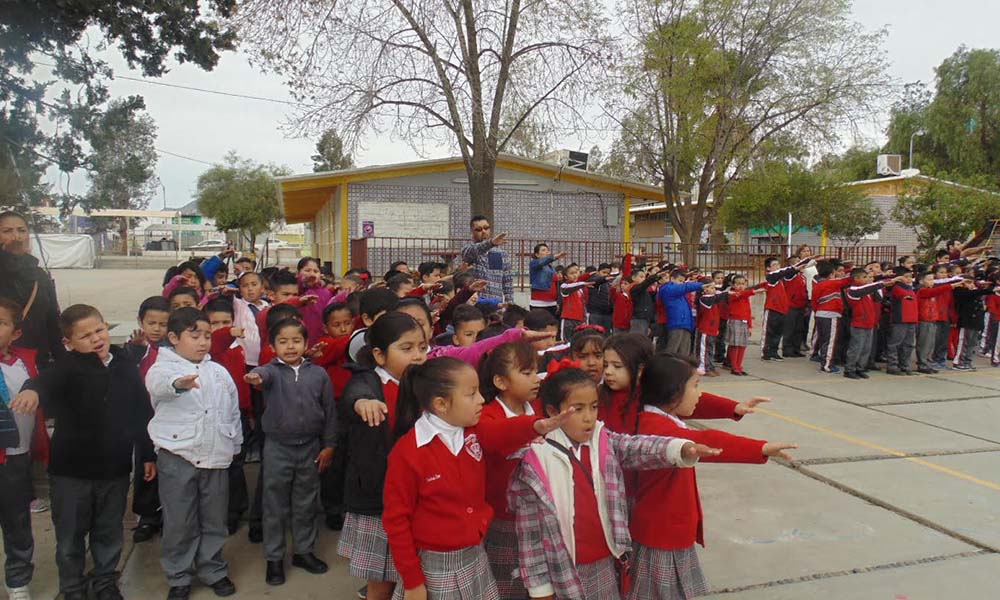 Inician el 20 de agosto las clases de educación básica en Tecate
