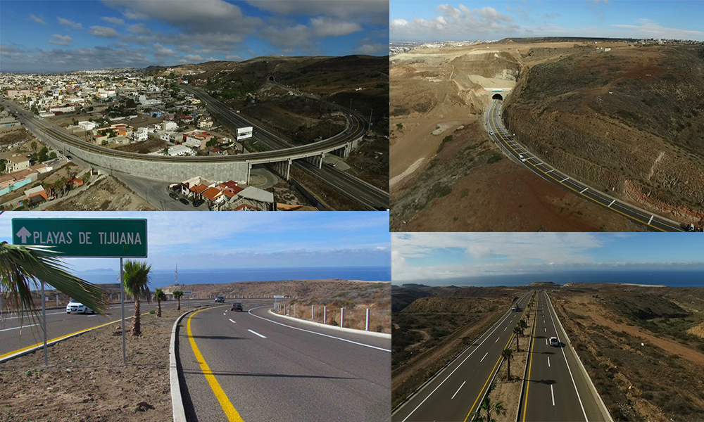 Invirtió SCT más de 6 mmdp en Baja California en el presente sexenio
