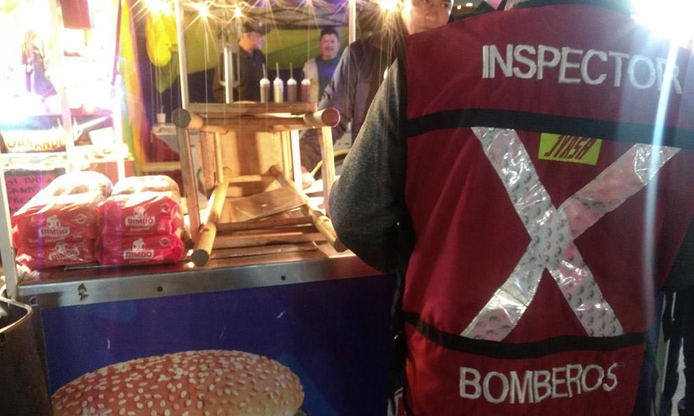 Invita Bomberos a comerciantes de la zona sur a regularizarse en Ensenada