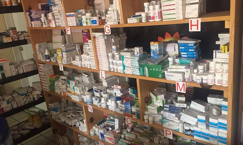 Invitan a recibir productos gratis en el Banco de Medicinas de Marina Calderón