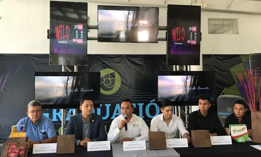 """Invitan a ser parte de la primera edición """"Wild Weekend Festival"""" en Playas de Rosarito"""