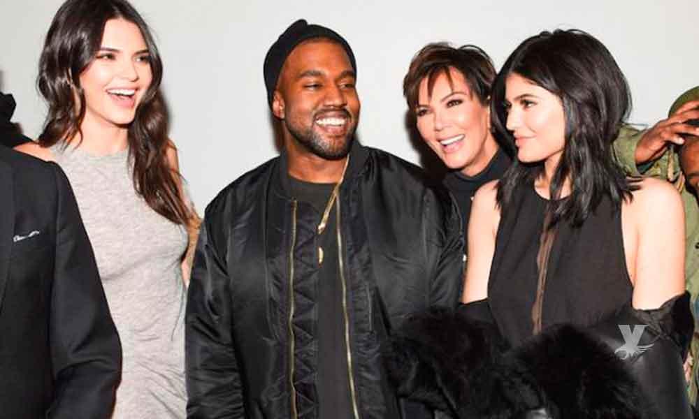 Kanye West canta y desea tener relaciones con las hermanas de Kim Kardashian
