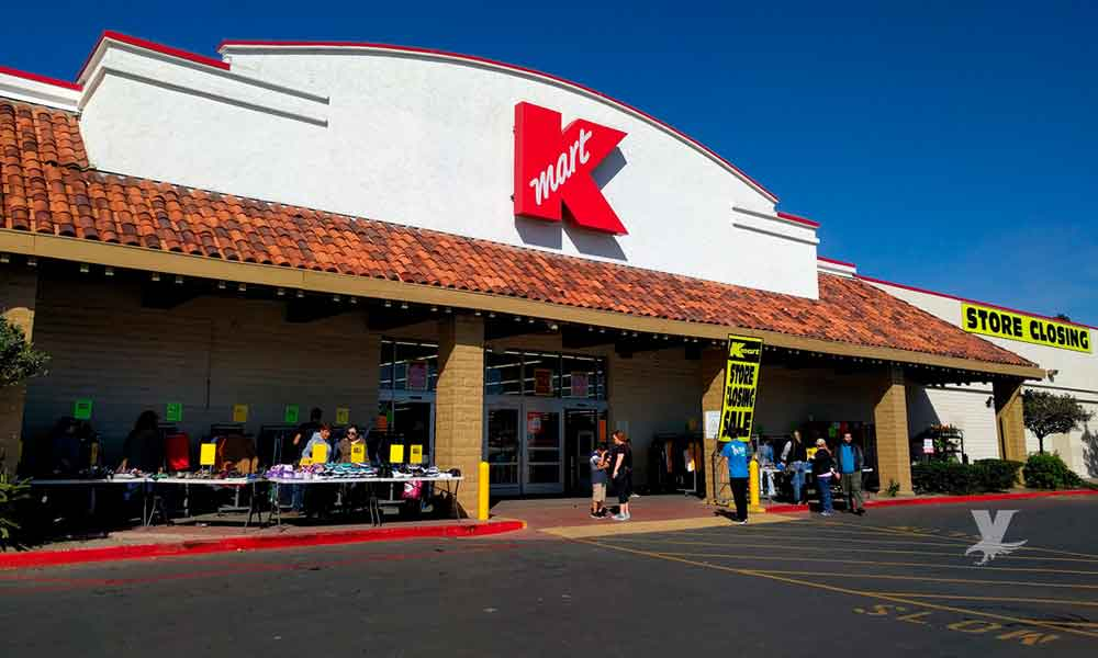 Kmart anuncia cierre de sus tiendas en San Diego y 45 en todo Estados Unidos
