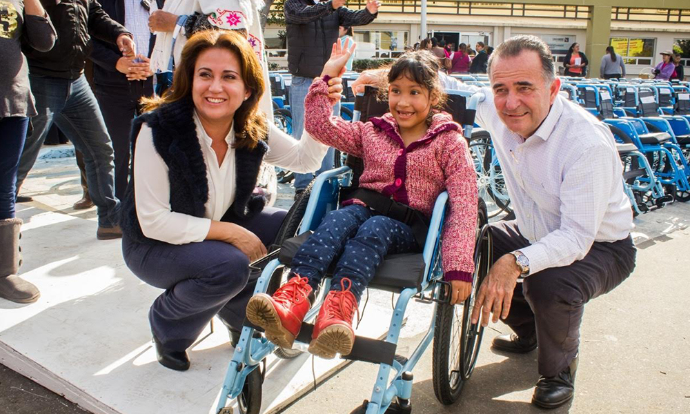 Lanzan convocatoria para entrega de sillas de ruedas en Ensenada