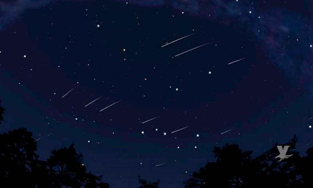 San Diego se iluminará por lluvia de meteoros este fin de semana