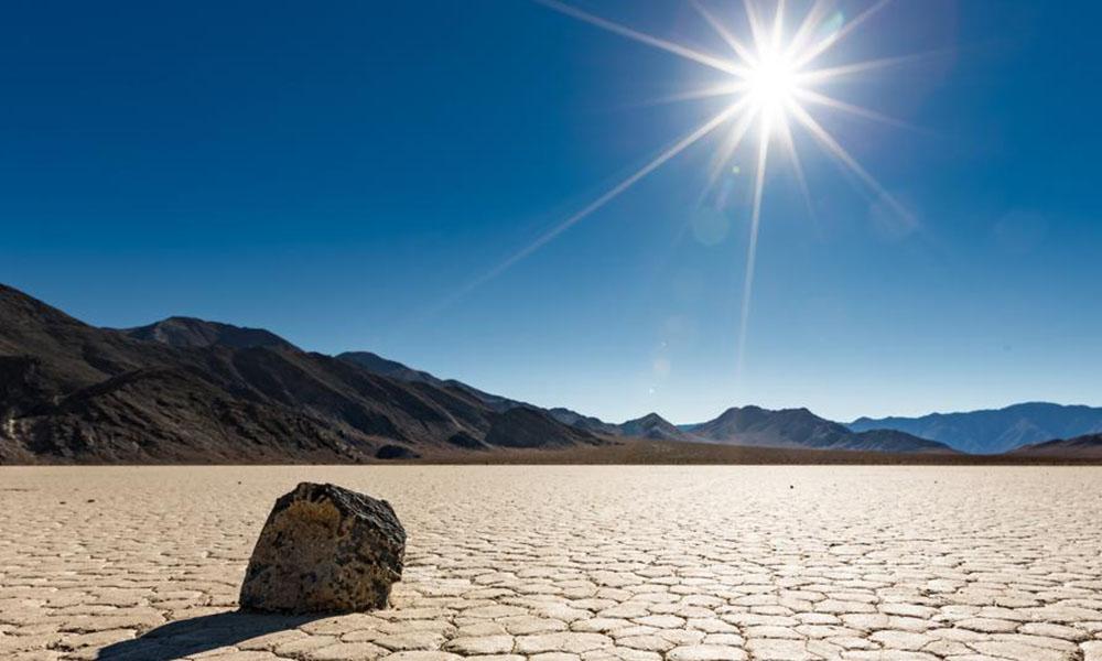 El lugar más caliente del planeta bate su propio récord
