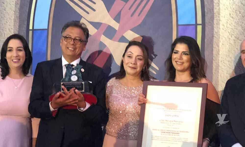 """""""El Lugar de Nos"""" fundado y atendido por la reconocida chef tecatense Mariela Manzano"""