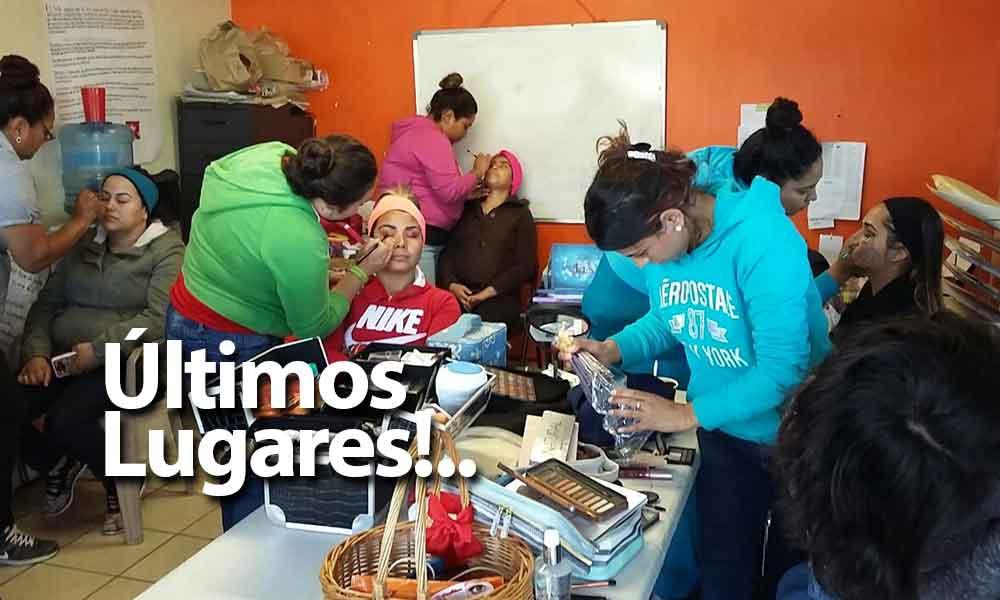Inscríbete al curso de automaquillaje certificado y gratuito en Tecate, últimos lugares: Regidora Judith Armenta