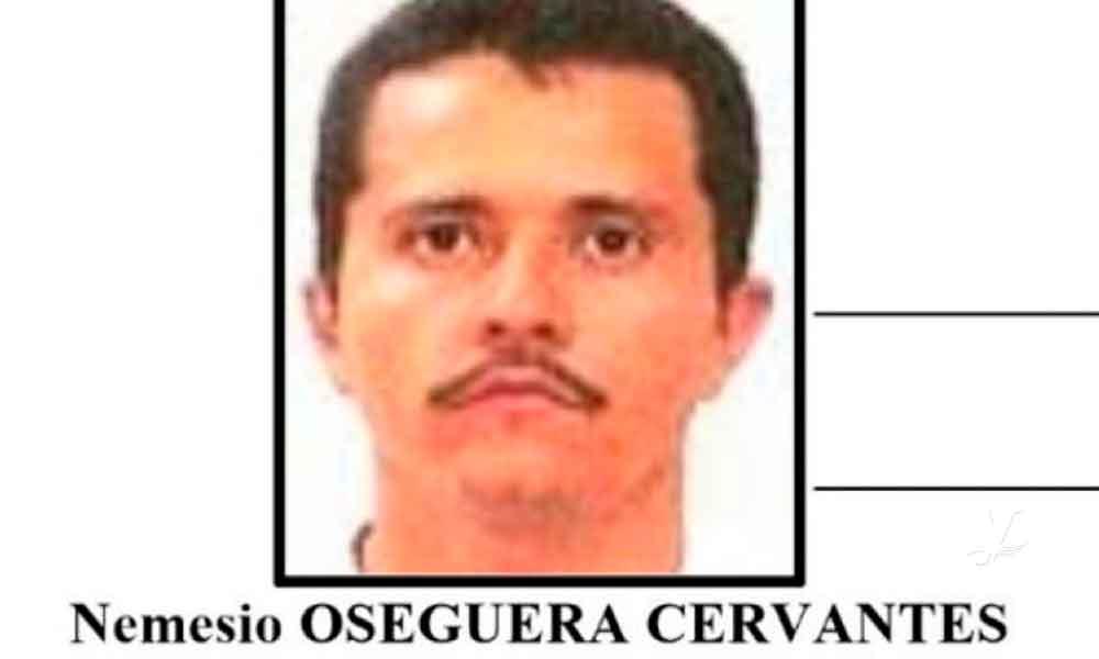 """PGR eleva a 30 millones de pesos de recompensa por información sobre """"El Mencho"""""""