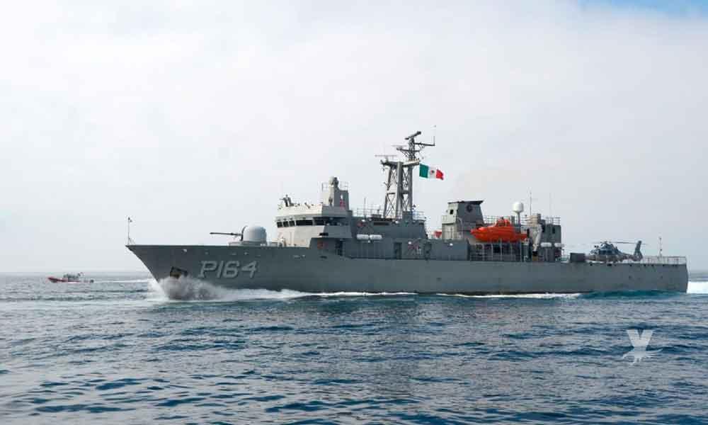 México busca comprar a Estados Unidos misiles navales por 41 millones de dólares