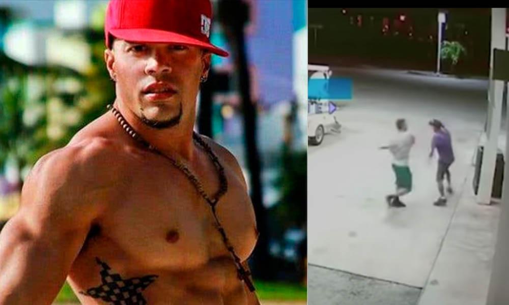 Modelo fitness mata a 'batazos' a indigente en Miami (VIDEO)