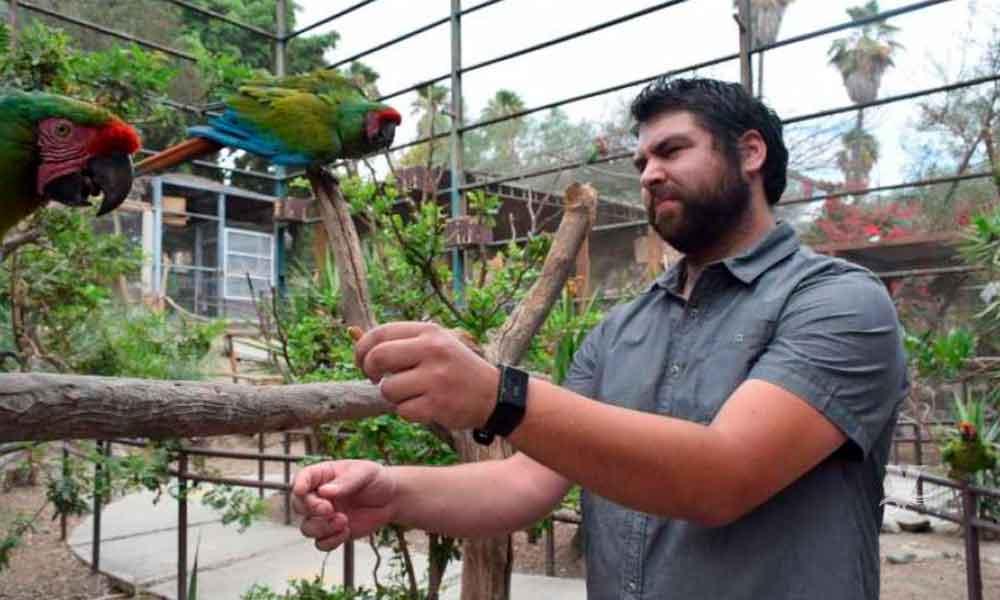 Buscan convertir zoológico del Parque Morelos en espacio educativo