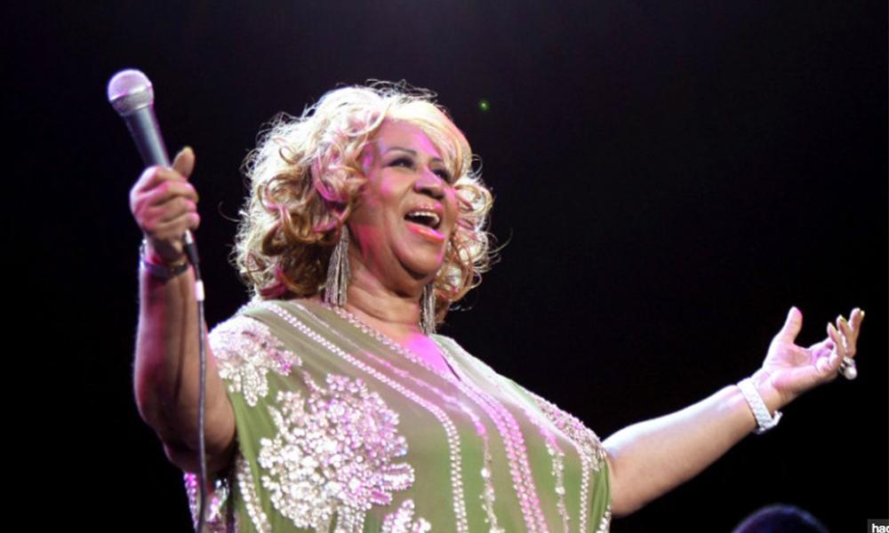 """Muere Aretha Franklin """" La Reina del Soul"""" a los 76 años de edad"""