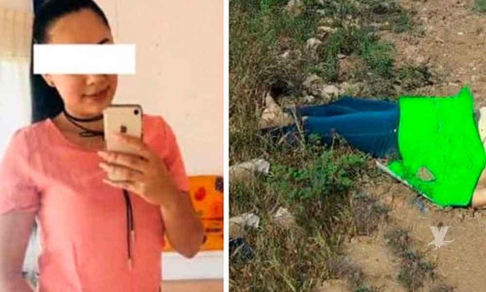 Jovencita es encontrada sin vida de disparo en la cabeza y con narcomensaje