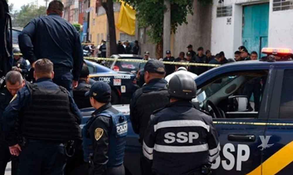 Mujer policía frustra secuestro al enfrentarse a balazos con los 4 secuestradores