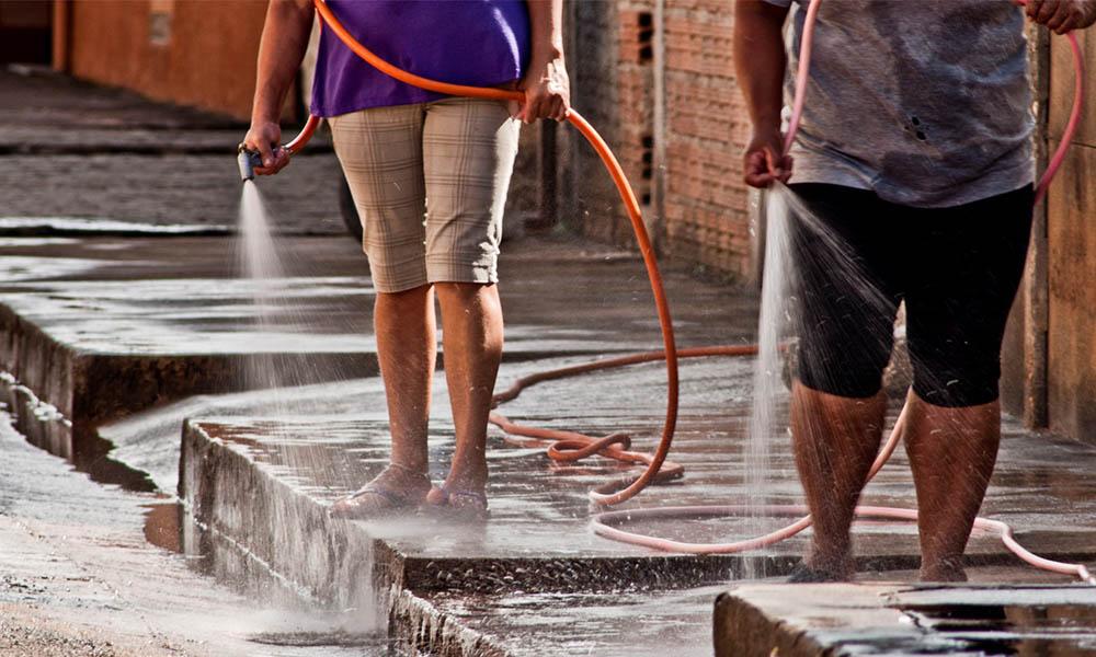 Aplicarán multas por desperdicio de agua a partir de agosto en Mexicali