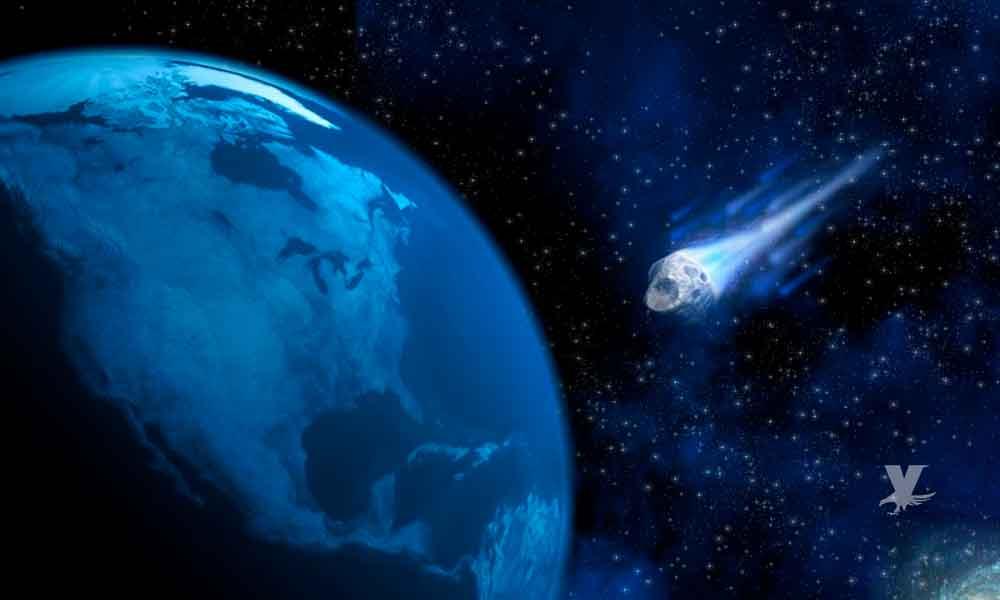 Asteroide potencialmente peligroso pasará este martes muy cerca de la Tierra