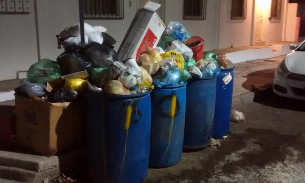 Niegan el servicio de recolección de basura en Ensenada