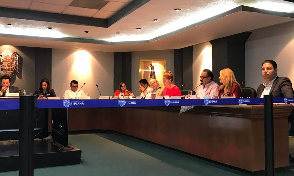 Es obligación constitucional donar terrenos a afectados en Lomas de Rubí en Tijuana