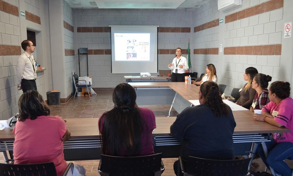 Ofrecen Taller para mujeres víctimas del delito en Tecate