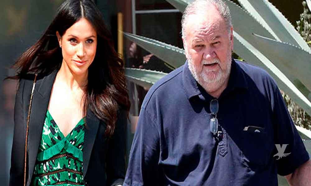 Thomas Markle padre de la Duquesa de Sussex dice que su hija no le habla desde su boda