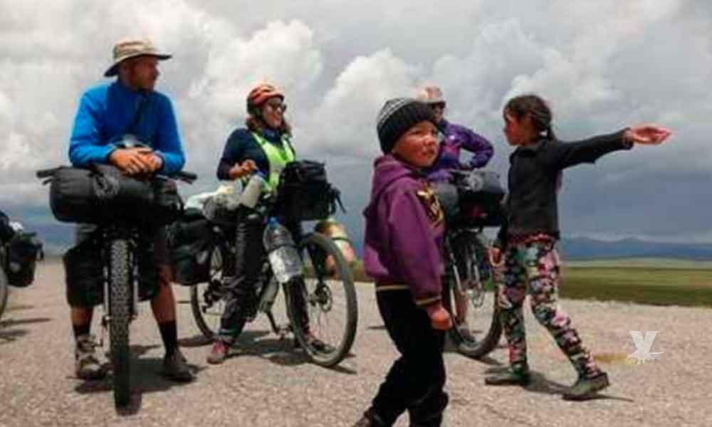 Pareja renuncia a su trabajo para recorrer el mundo en bicicleta, fueron asesinados por el Estado Islámico