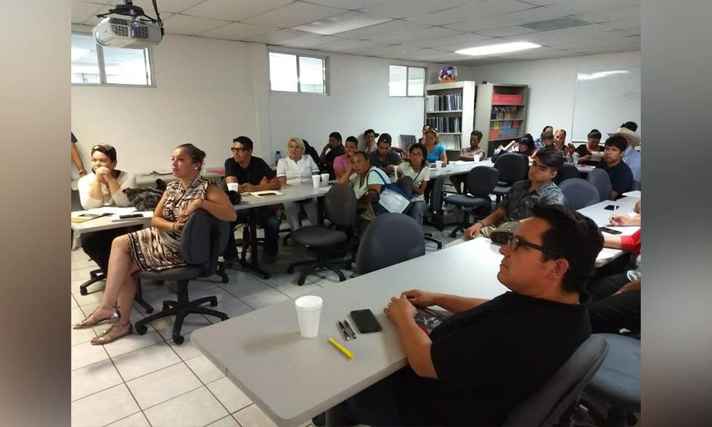 Participan más de 40 personas en el  Programa de Incubación en Línea en Tecate