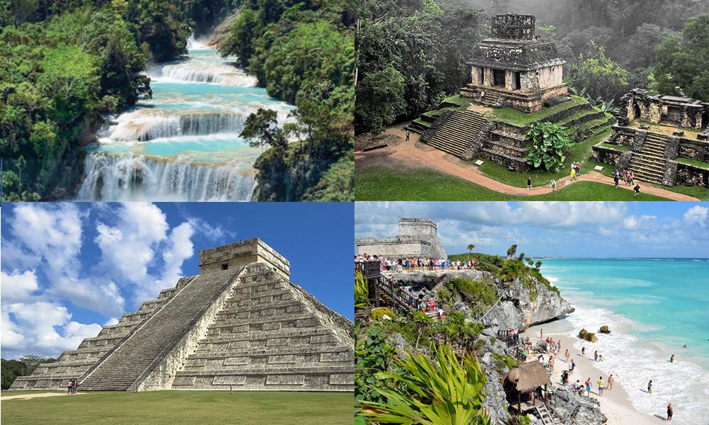 Así planea AMLO impulsar el turismo en el sur del país: Tren Maya