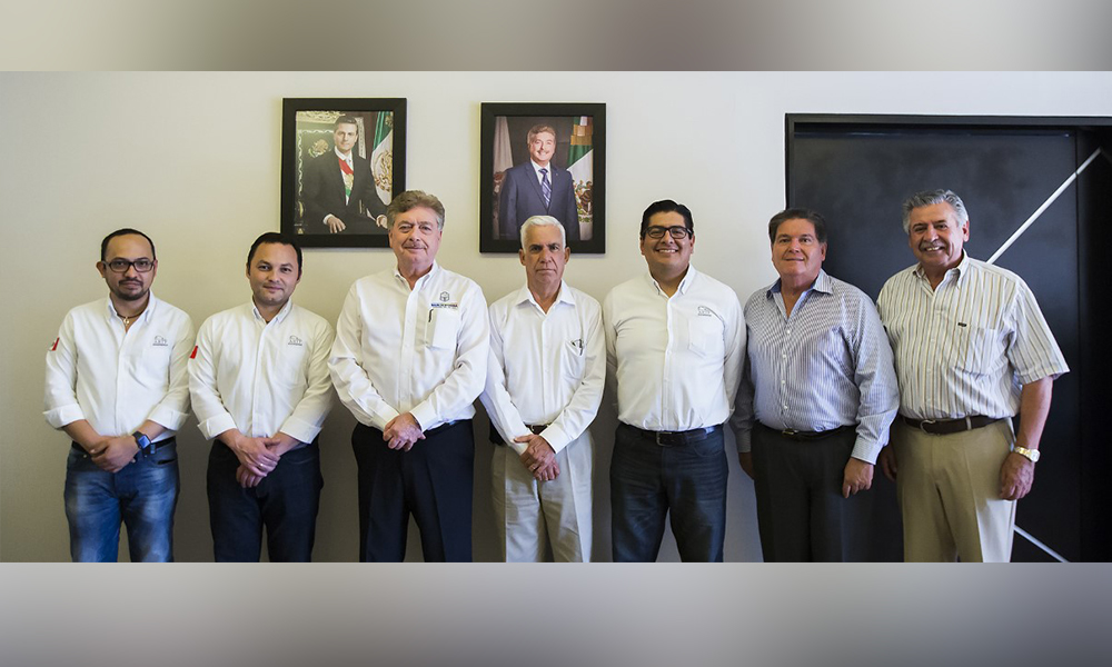 Presentan a funcionarios de SCT a cargo del proyecto ferroviario en Baja California