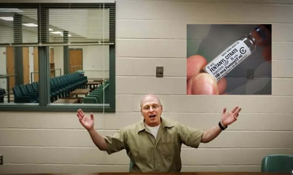 Programada la primera ejecución con fentanilo en Estados Unidos