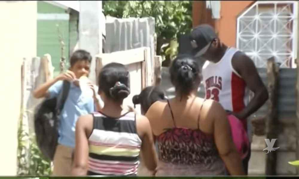 (VIDEO) Pareja con diez hijos esperan quintillizos y ambos están desempleados