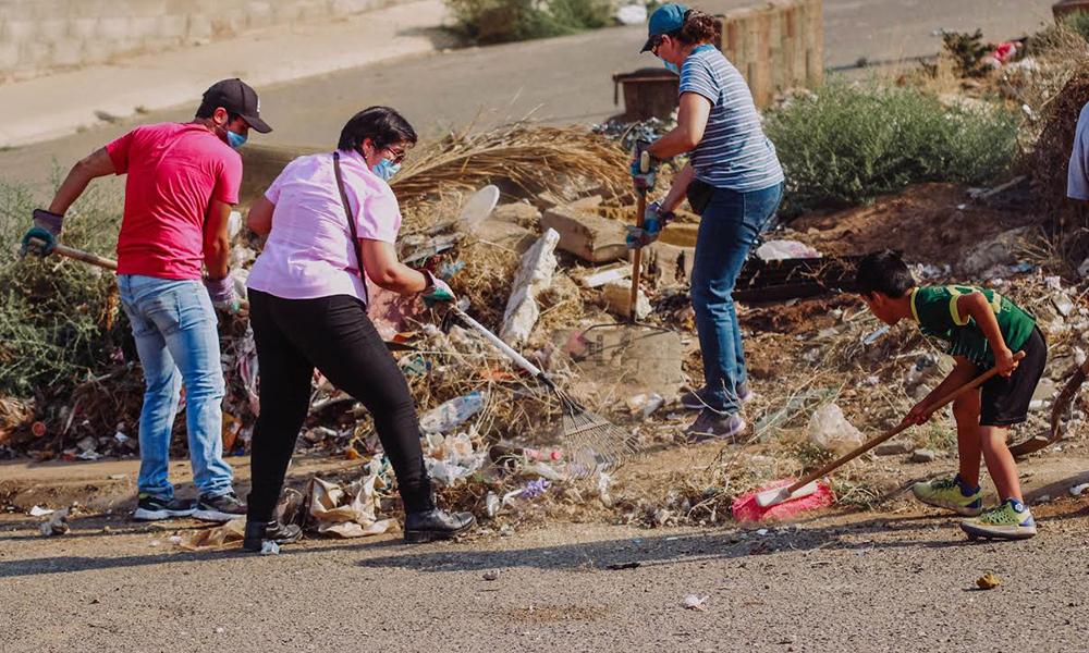 Recolectan 10 toneladas de basura en playas de Ensenada